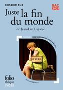 """Dossier sur """"Juste la fin du monde"""" de Jean-Luc Lagarce - BAC 2021"""
