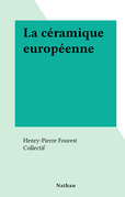 La céramique européenne