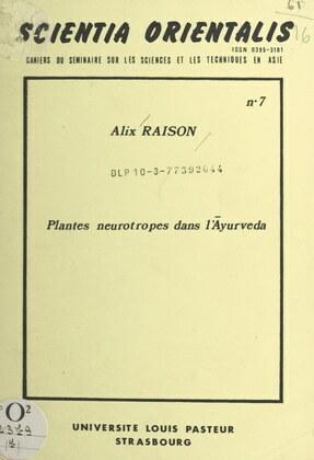Plantes neurotropes dans l'Āyurveda