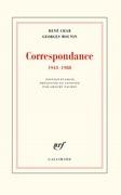 Correspondance (1943-1988)