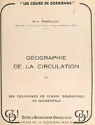 Géographie de la circulation