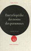 Encyclopédie des noms des personnes