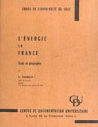 L'énergie en France