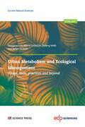 Urban Metabolism and Ecological Management:
