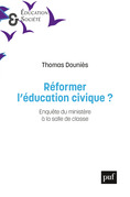 Réformer l'éducation civique ?