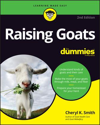 Raising Goats For Dummies