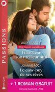 Fiancée à son meilleur ami - Le cow-boy de ses rêves - Le mariage d'un prince