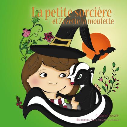 La petite sorcière et Zézette la moufette
