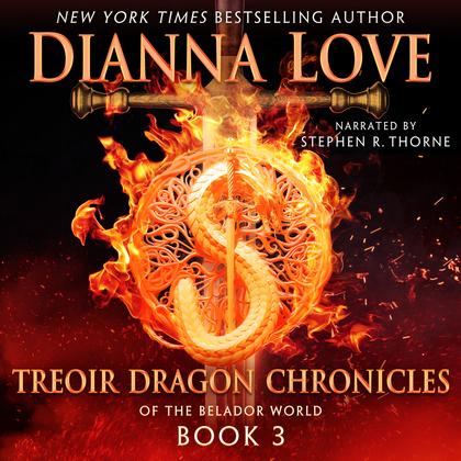 Treoir Dragon Chronicles of the Belador World: Book 3