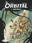 Orbital - Volume 2 - Ruptures