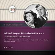 Michael Shayne, Private Detective, Vol. 3
