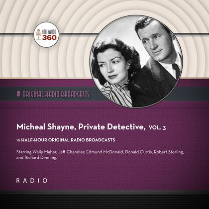 Michael Shayne, Private Detective, Vol. 3