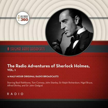 The New Radio Adventures of Sherlock Holmes, Vol. 1