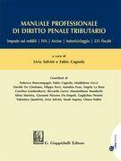 Manuale professionale di diritto penale tributario - e-Book