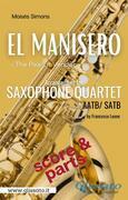 El Manisero - Sax Quartet (score & parts)