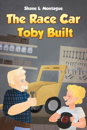 The Race Car Toby Built