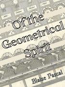 Of the Geometrical Spirit