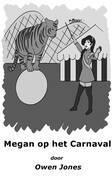 Megan op het Carnaval