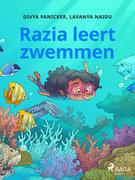 Razia leert zwemmen
