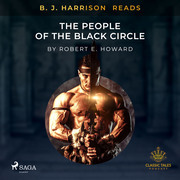 B. J. Harrison Reads The People of the Black Circle