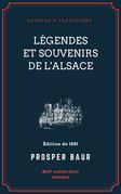 Légendes et souvenirs de l'Alsace