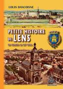 Petite Histoire de Lens (des origines au XIXe siècle)