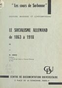 Le socialisme Allemand de 1863 à 1918 (2)