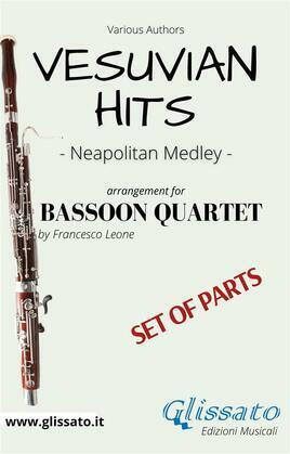 Vesuvian Hits Medley - Bassoon Quartet (parts)