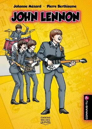 Connais-tu? - En couleurs 25 - John Lennon
