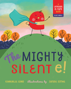 The Mighty Silent e!