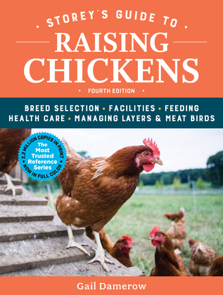 Storey's Guide to Raising Chickens, 4th Edition