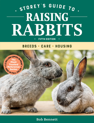 Storey's Guide to Raising Rabbits, 5th Edition