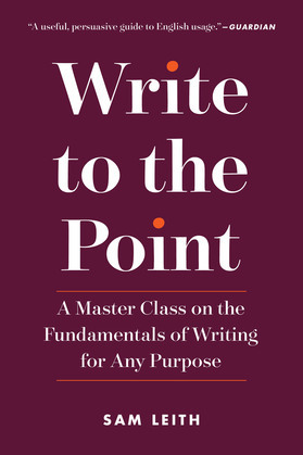 Write to the Point