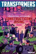 Transformers Galaxies : Constructicons Rising