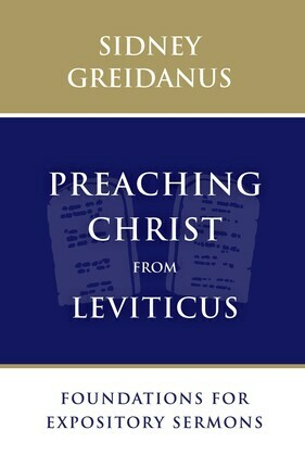Preaching Christ from Leviticus