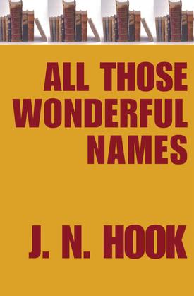 All Those Wonderful Names