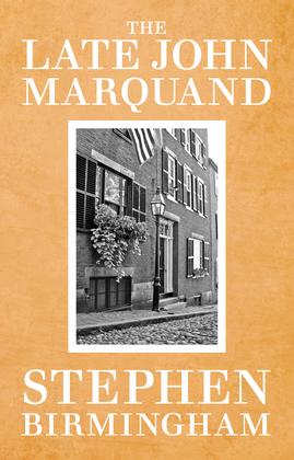 The Late John Marquand