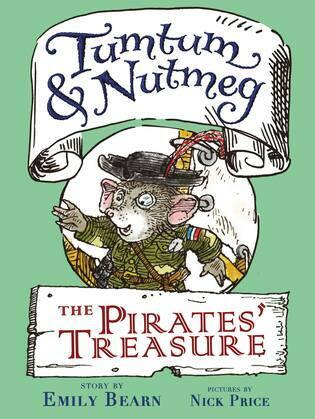 Tumtum & Nutmeg: The Pirates' Treasure
