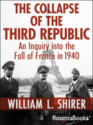The Collapse of the Third Republic