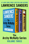 The Archy McNally Series Volume Three