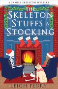 The Skeleton Stuffs a Stocking