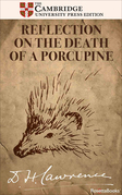 Reflection on the Death of a Porcupine