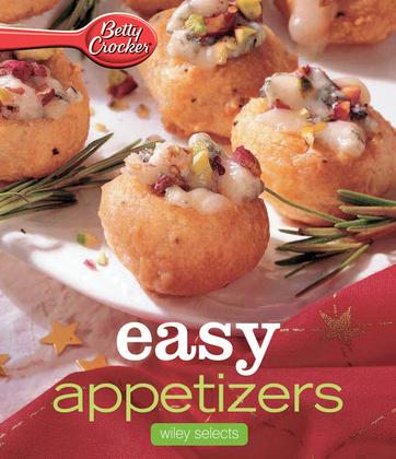 Betty Crocker: Easy Appetizers