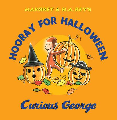 Hooray for Halloween, Curious George