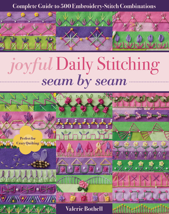 Joyful Daily Stitching Seam by Sea