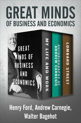 Great Minds of Business and Economics