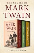 The Novels of Mark Twain Volume Two