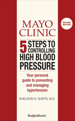 Mayo Clinic 5 Steps to Controlling High Blood Pressure