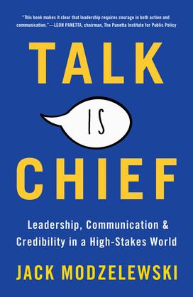 Talk Is Chief