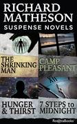 Richard Matheson Suspense Novels